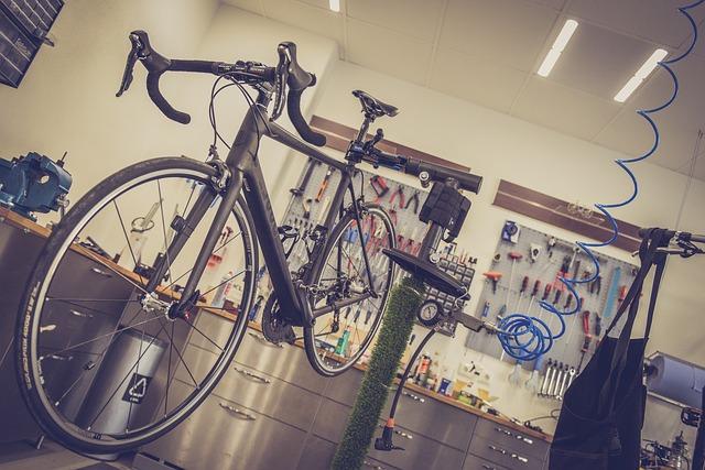 wieszaki na rowery